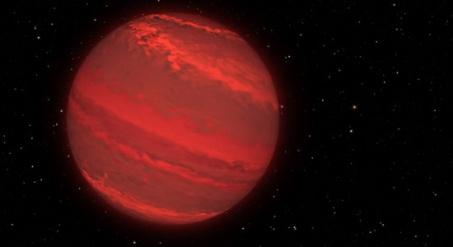 Pengukuran Rotasi, Hujan Kaca dan Besi Panas Exoplanet 2M1207b